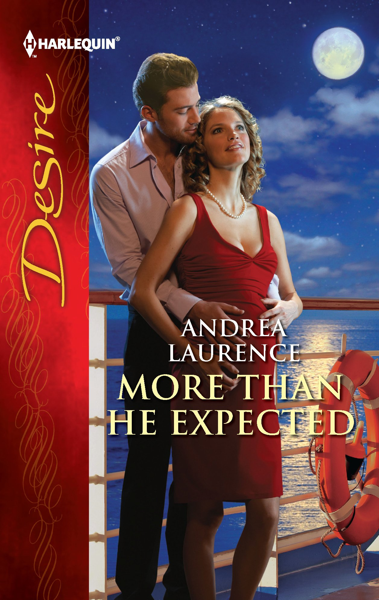 Download More Than He Expected ebook