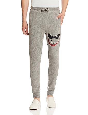 5c0092cfd3 Joker Men's Cotton Track Pants (8903346752911_JK0FMG1736_Small_Slate  Melange)