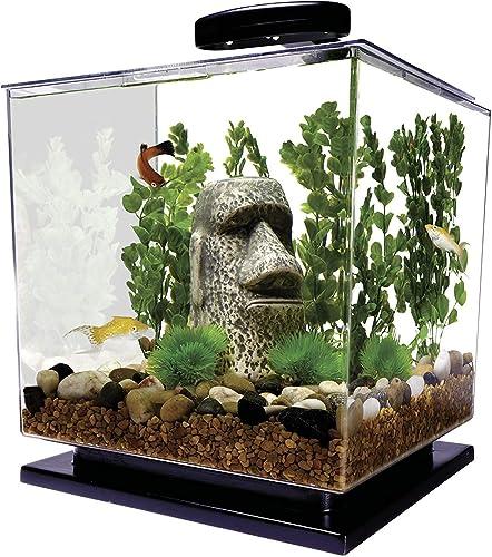 Tetra GloFish 3 Gallon Aquarium Kit