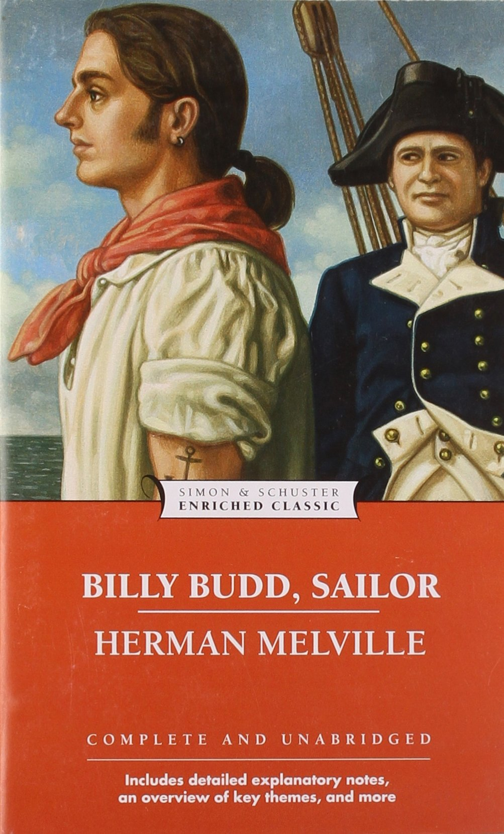 Billy Budd, Sailor (Enriched Classics): Melville, Herman: 9781416523727: Amazon.com: Books
