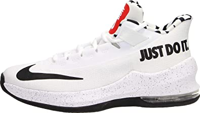 low priced 94b76 117ff Nike Air Max Infuriate II JDI GS, Chaussures de Fitness garçon, Multicolore  (White