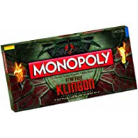 Star Trek Klingon Monopoly Collector's Edition