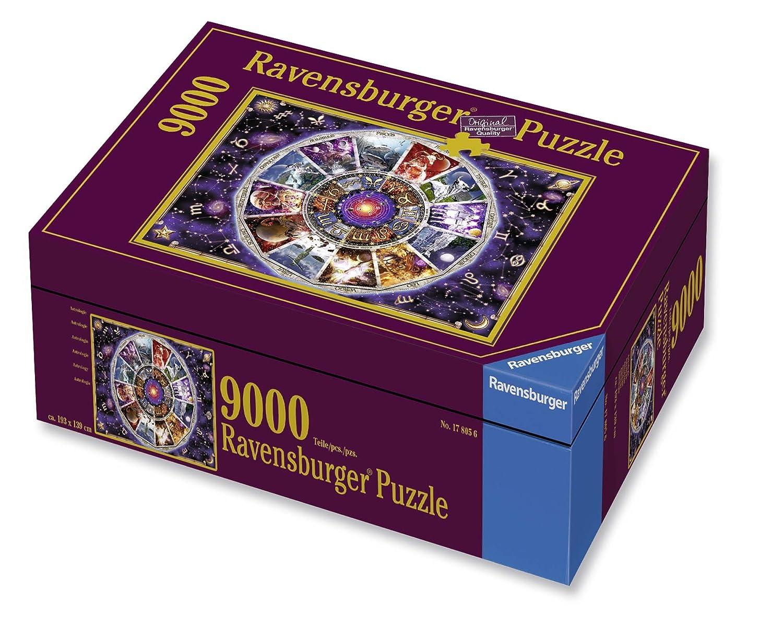 Ravensburger Italy 17805 - Puzzle in Cartone Lo Zodiaco, 9000 Pezzi Puzzles - General Spielen / Raten