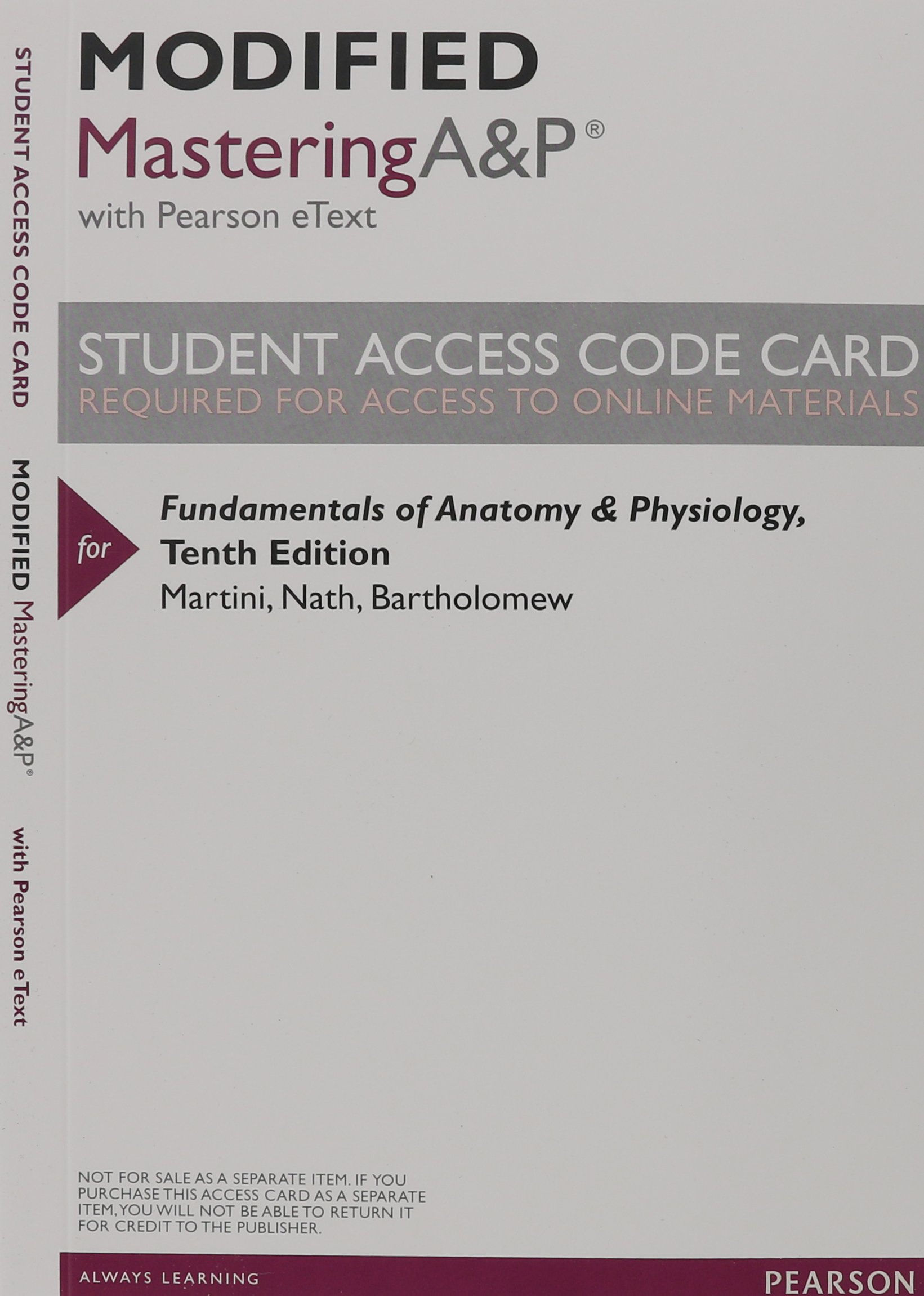 Ausgezeichnet Fundamentals Of Anatomy And Physiology 10th Edition ...