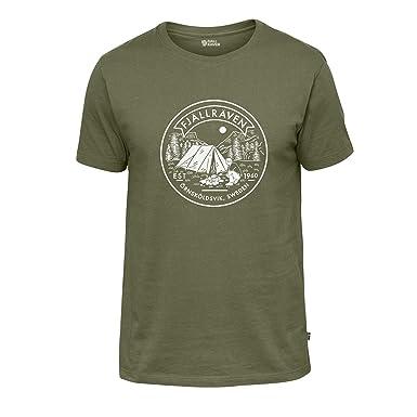 Amazon.com  Fjällräven Mens Lägerplats T-Shirt  Clothing e1a34fcaf8