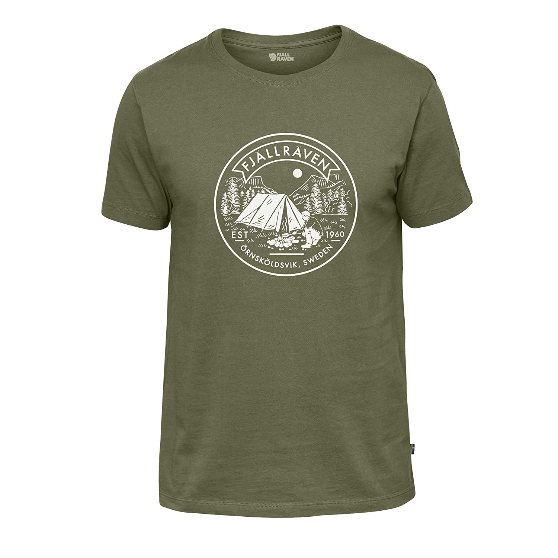 Amazon Fjllrven Mens Lgerplats T Shirt Clothing
