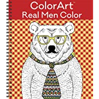 ColorArt Coloring Book - Real Men Color