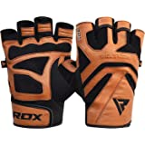 RDX Gym Fitness Handschuhe Gewichtheben Handschuhe Herren Bodybuilding Workout Sports Trainingshandschuhe