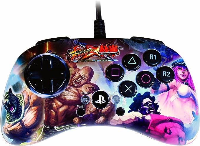 Mad Catz Street Fighter X Tekken FightPad S.D. - Volante/mando ...