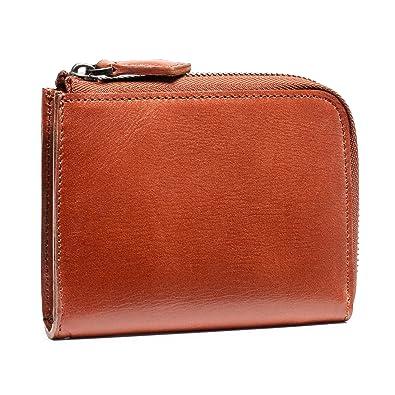 1cdb542d533e Amazon   (ポヨリー) POYOLEE 財布 メンズ L字ファスナー財布 小さい 本 ...