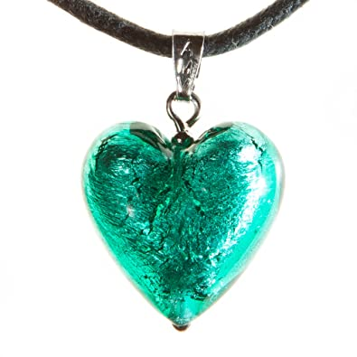 Antica murrina cuore matto silver foil murano glass heart pendant antica murrina cuore matto silver foil murano glass heart pendant necklace pierced post earrings blue mozeypictures Image collections