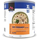 Mountain House Beef Stroganoff with Noodles | Freeze Dried Survival & Emergency Food | #10 Can