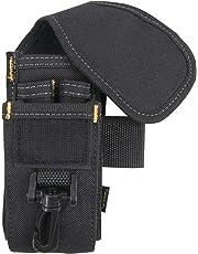 Custom Leathercraft 5 Pocket Cell Phone/Tool Holder