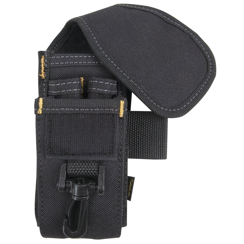 CLC Custom LeatherCraft 5-Pocket Cell Phone/Tool Holder - 1105 by Custom Leathercraft