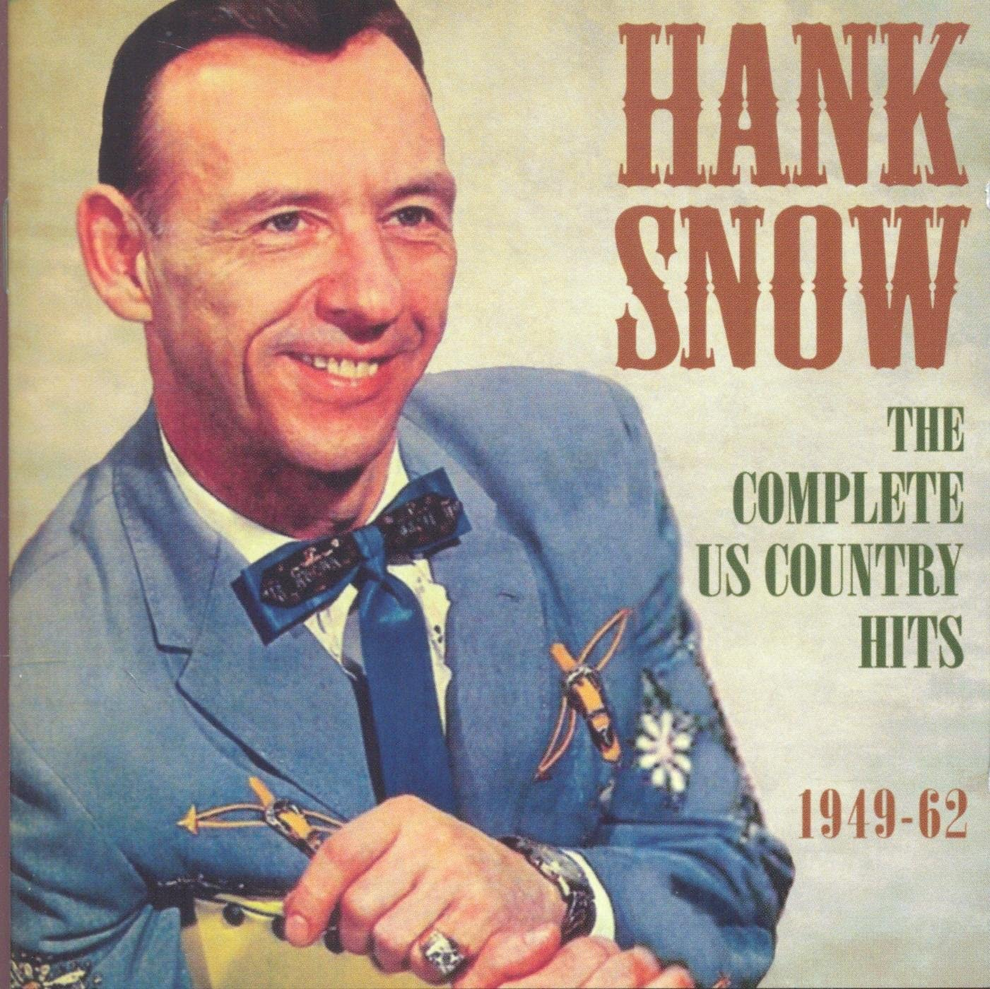 Amazon | The Complete Us Country Hits 1 | Hank Snow | カントリー ...