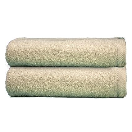 ADP Home - Toallas De Ducha/Baño Calidad De 100% Algodón Peinado 550Grms Pack