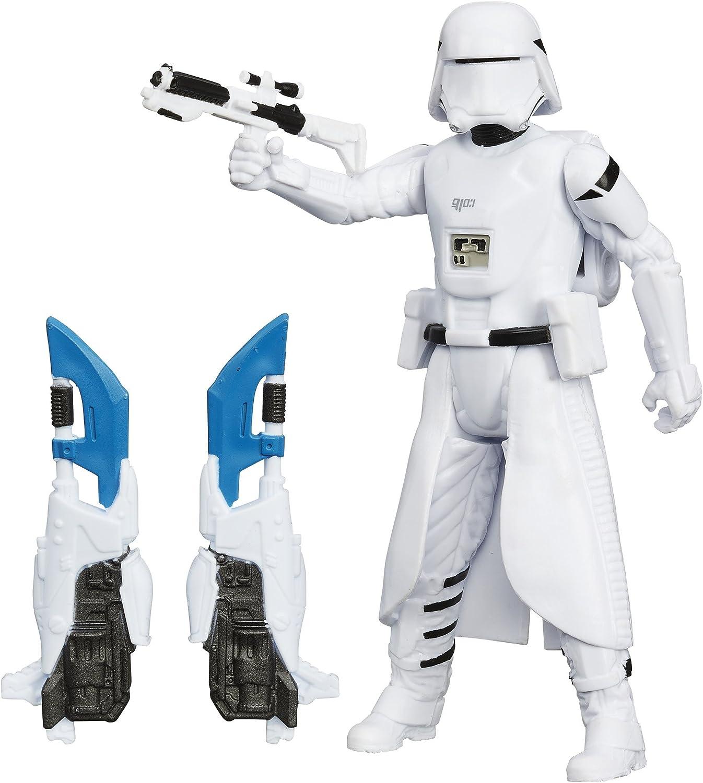 3.75 Star Wars 7 First Order Flametrooper Lot of 2 Force Awakens action figures