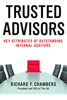 Lessons learned on the audit trail paperback richard fambers trusted advisors key attributes of outstanding internal auditors fandeluxe Gallery