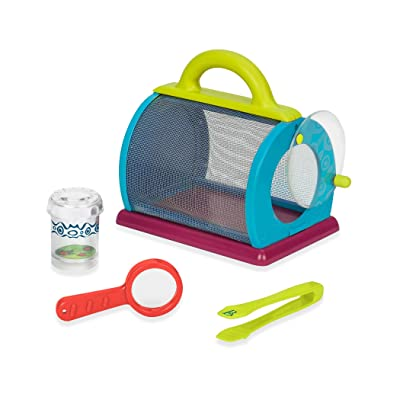 B. toys – Bug Bungalow Insect Catching Kit – Bug Toys for Kids 3+, BX1524Z: Toys & Games