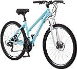 Schwinn GTX Comfort Adult Hybrid Bike, Dual Sport Bicycle, Aluminum 16-20-Inch