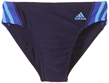 adidas Herren Badehose Infinitex 3 Stripes Trunk, Collegiate