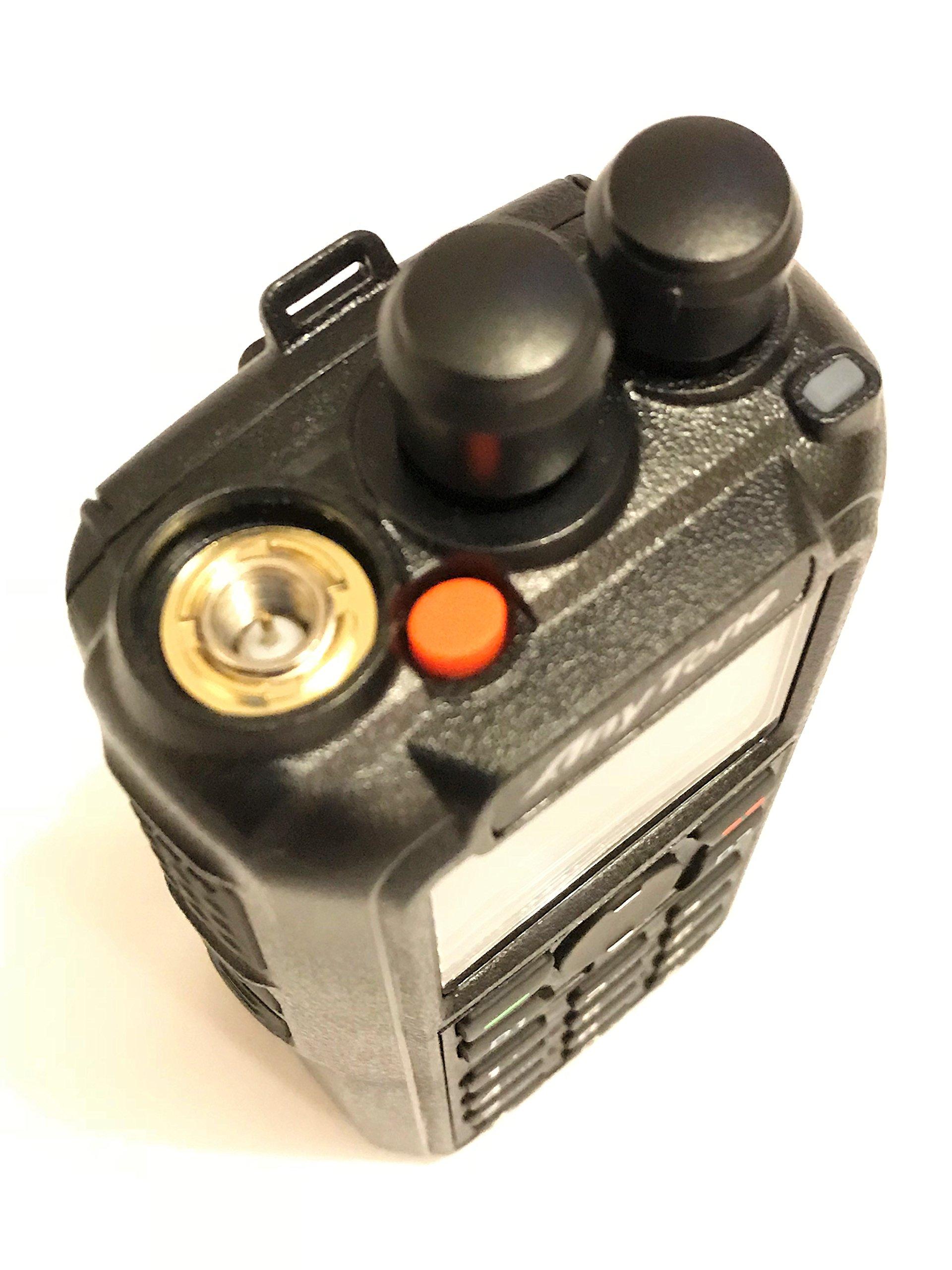 AnyTone AT-D868UV GPS Version II Upgraded 3100mAh battery Dual Band DMR/Analog 144 & 430 MHz Radio US Seller by AnyTone (Image #8)