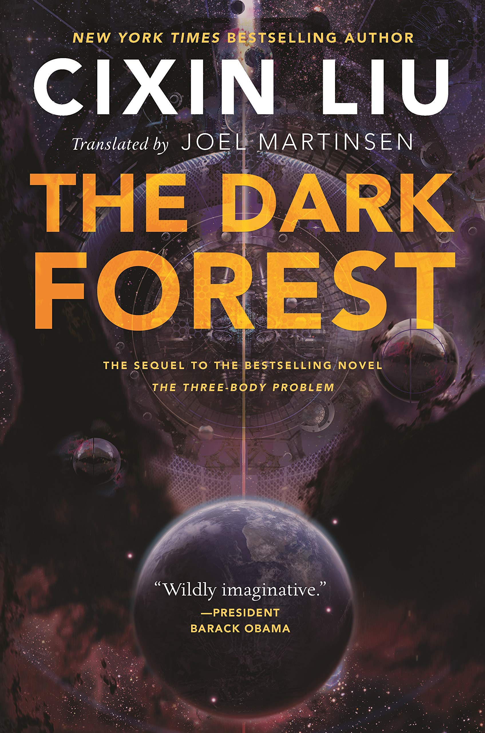 Amazon com: The Dark Forest (Remembrance of Earth's Past