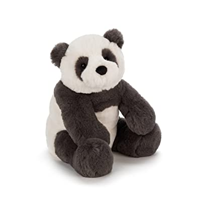 Jellycat Harry Panda Cub Stuffed Animal, Little, 10 inches: Toys & Games