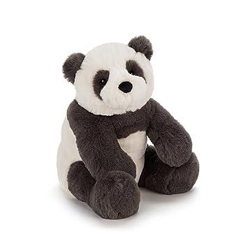 Amazon Com Jellycat Harry Panda Cub Stuffed Animal Little 10