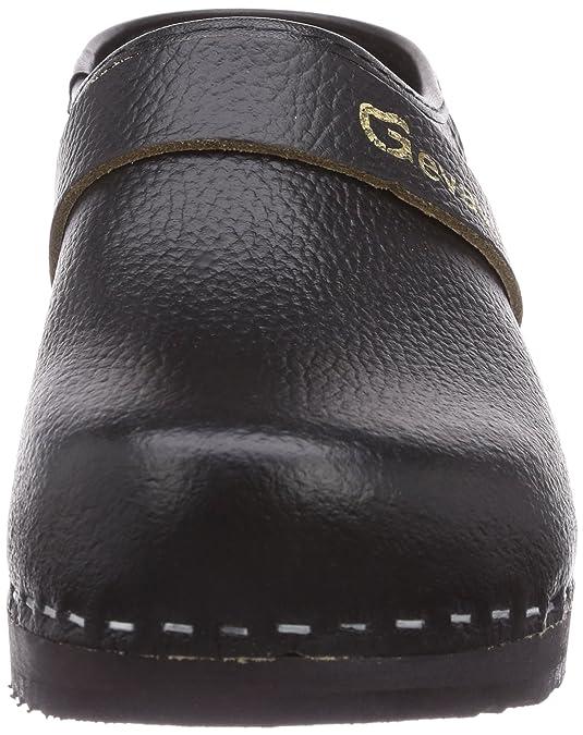 Gevavi Denver SCHOENKLOMP ZWART Unisex-Erwachsene Clogs: Amazon.de: Schuhe  & Handtaschen