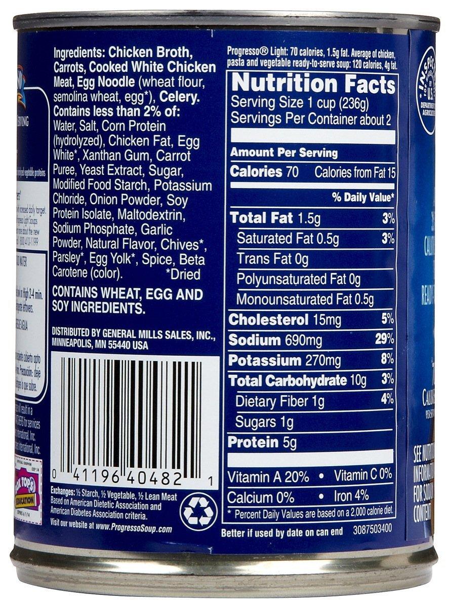 Superior Amazon.com : Progresso Light Chicken Noodle Soup, 18.5 Oz, 3 Pk : Grocery U0026  Gourmet Food Good Ideas
