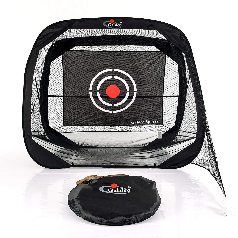 Galileo Golf Hitting Nets Training Aids Portable Driving
