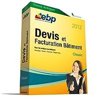 EBP Devis et Factu. Bâtiment Classic 2012