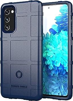 Amazon Com Fanting Case For Samsung Galaxy S20 Fe 5g Anti Slip Ultra Thin Shock Absorption Anti Scratch Protective Cover Case For Samsung Galaxy S20 Fe 5g Dark Blue Electronics