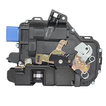 vw t5 door lock module