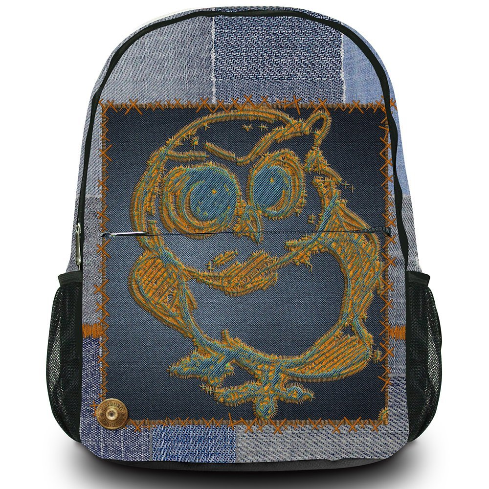 School // Gym // Travelling bag Plain Black Different designs Luxburg/® Luxury Designer Backpack // Rucksack