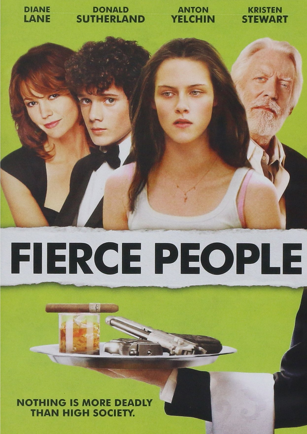 DVD : Fierce People (Subtitled, Dolby, AC-3, Widescreen)