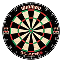 Winmau Blade 4 Bristle Dartboard gifts for 10 year old boys