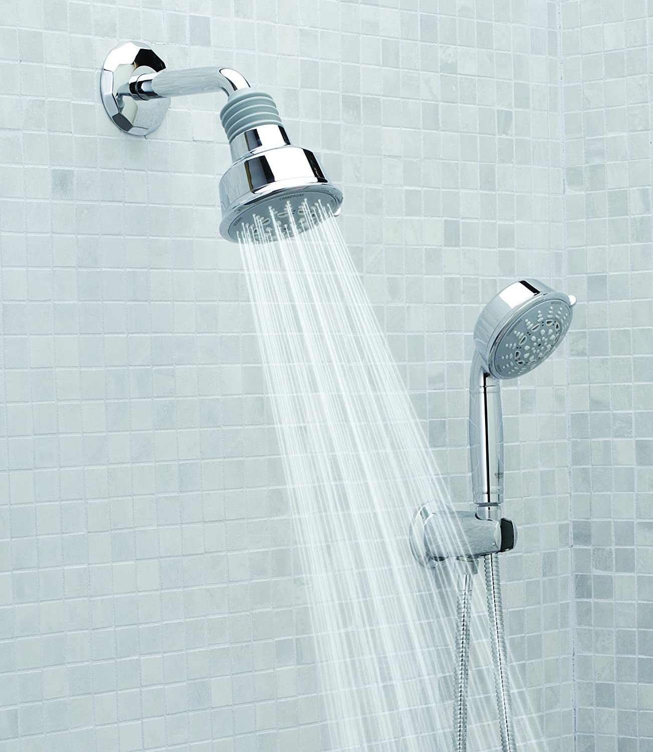 Amazon Delta Kitchen Faucets Grohe Hand Shower Santex24 1 0 Grohe 26115yr0