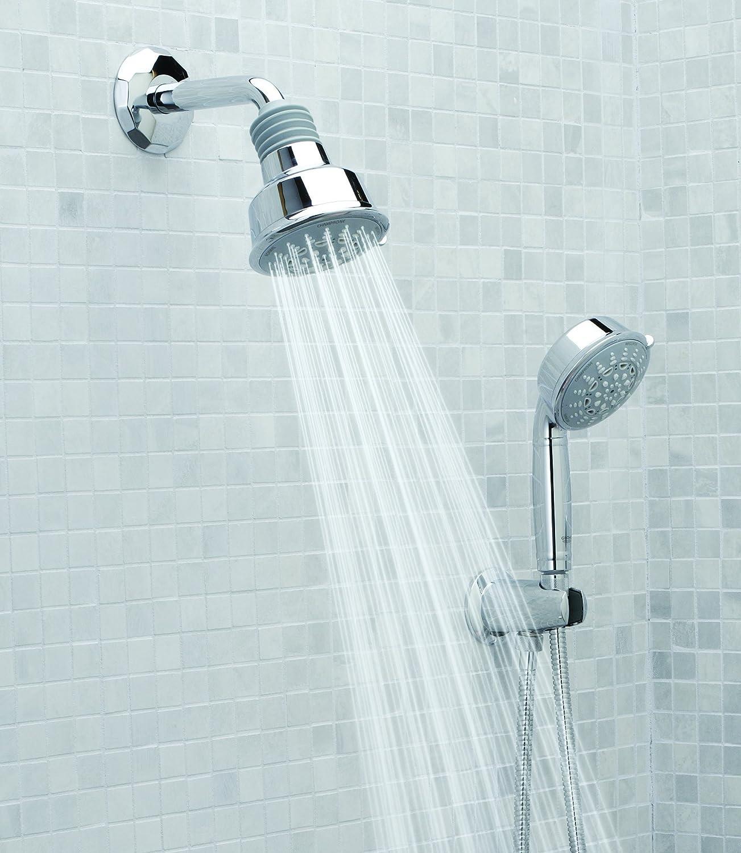 Relexa Rustic 100 Hand Shower - 5 Sprays - Hand Held Showerheads ...