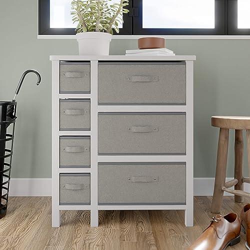 Edenbrook Seven Drawer Organizer-Multifunctional Storage Chest
