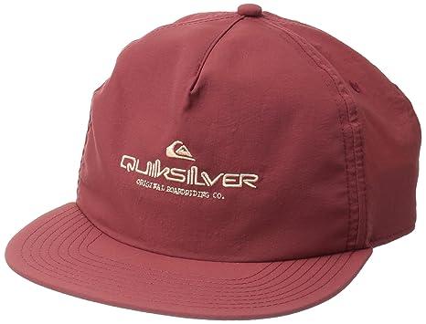 Amazon.com  Quiksilver Men s Originator Trucker HAT 08ebe9d6557