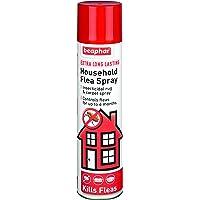 Beaphar Extra Long Lasting Household Flea Spray 300ml 17817