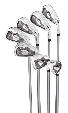 WILSON WGD127400 Prostaff HI - Juego de hierros de golf ...