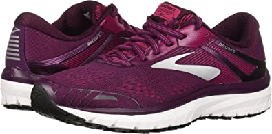600580af769 Brooks Women s Adrenaline GTS 18 Purple Pink Silver 11.5 B US B (M