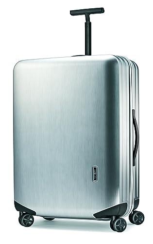 Samsonite Luggage Inova Spinner 28, Metallic Silver, One Size