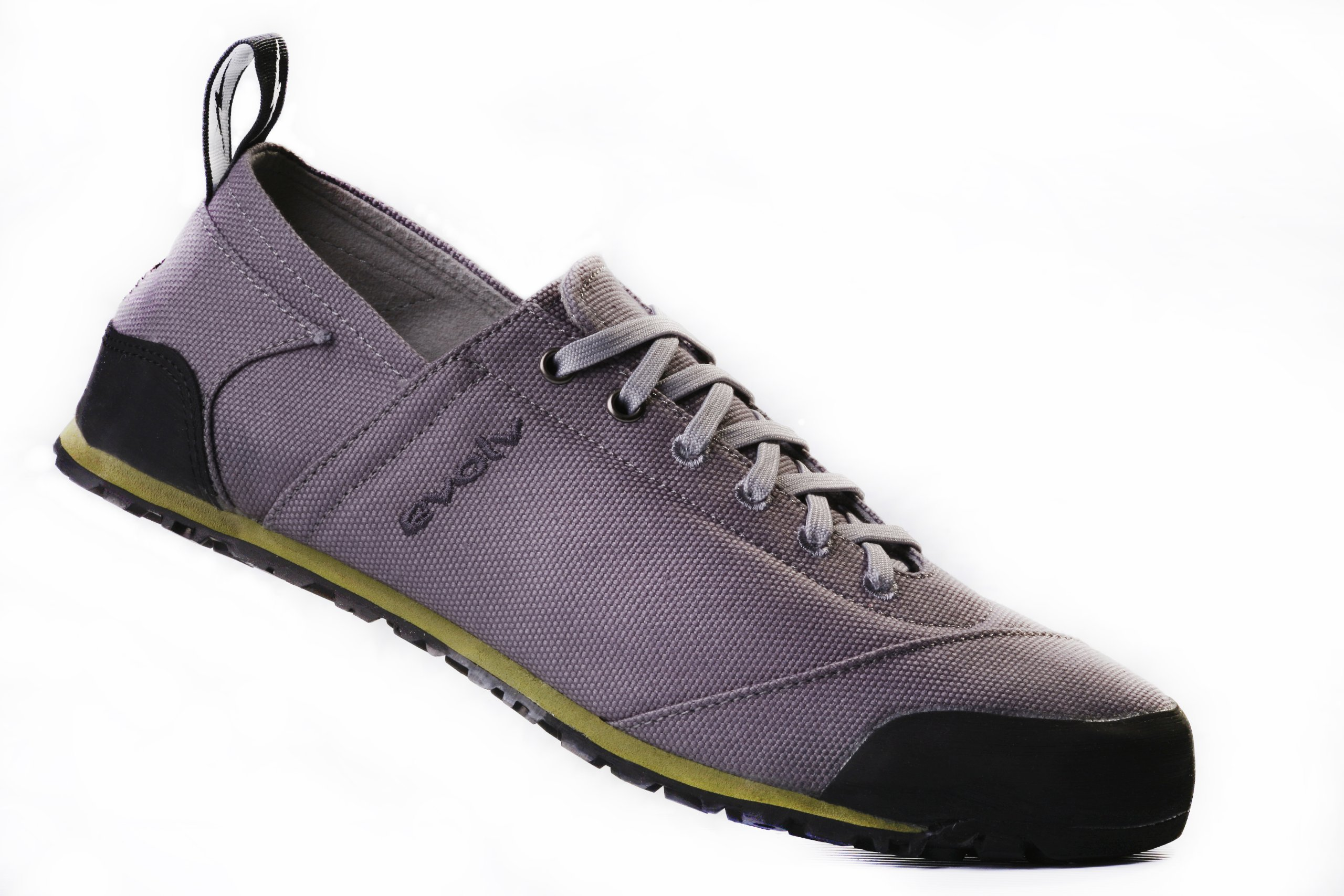 Evolv Men's Cruzer Approach Shoe,Slate,5 M US by Evolv
