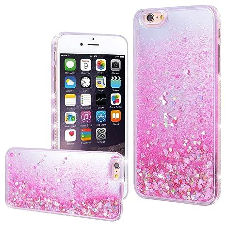 coque iphone 6 brillantes liquide