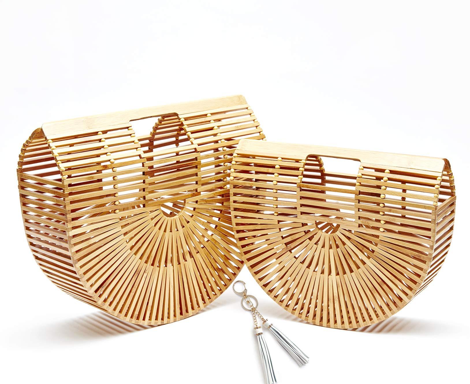 Oicoo Bamboo Bag (Large)