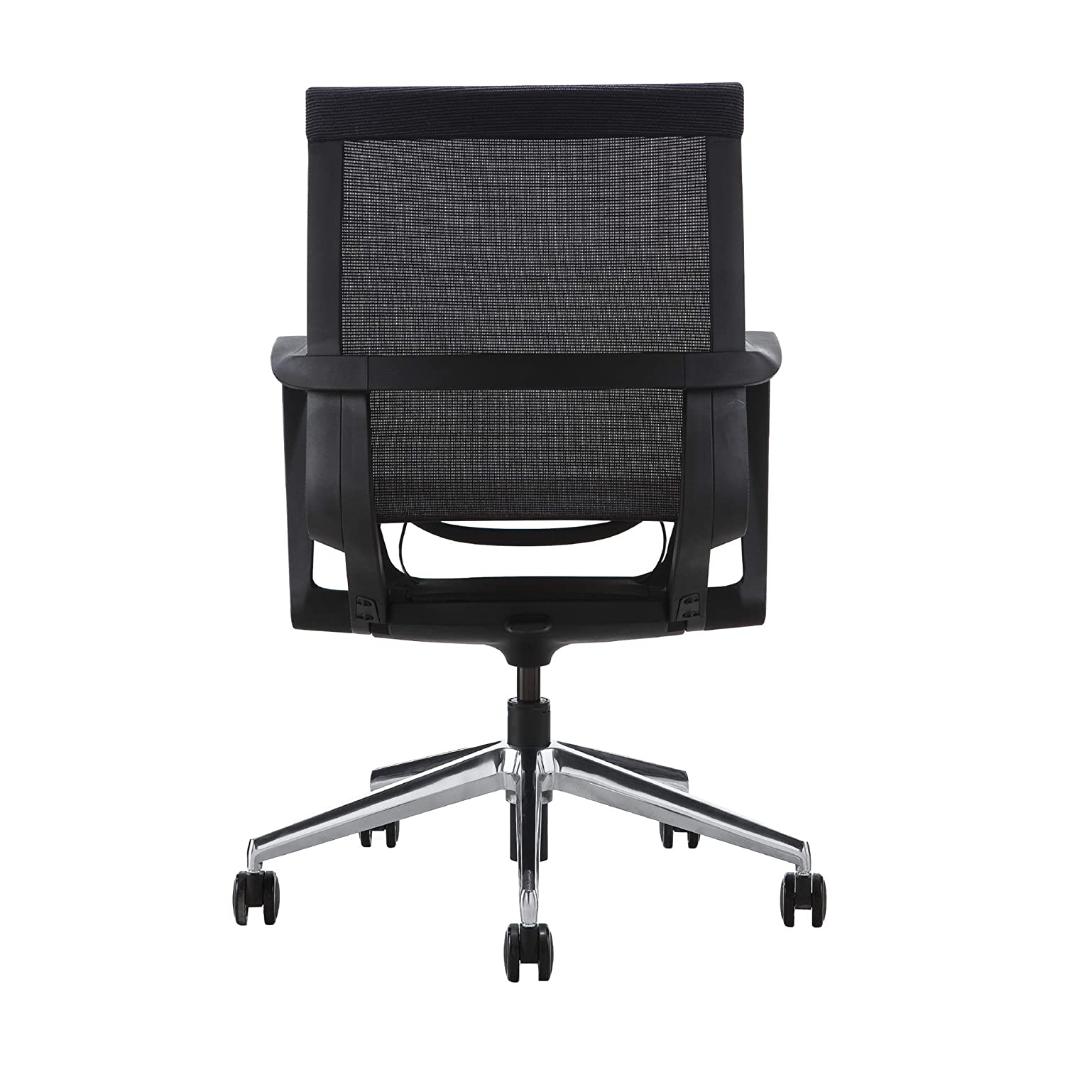 Amazon Empire Setu Replica Mesh Management Chair Black
